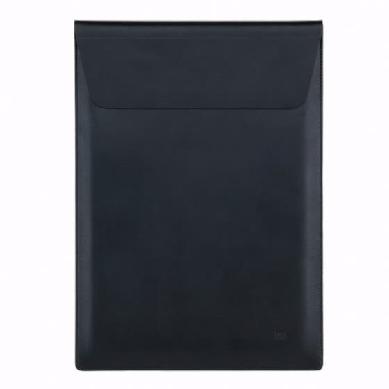 Xiaomi Faux Leather Notebook Sleeve, Black 13.3""