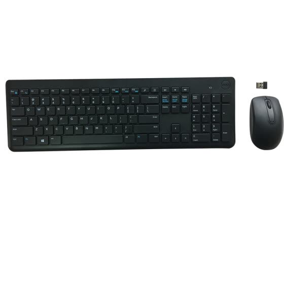 Shop Dell (DELL) wireless mouse and keyboard set KM117