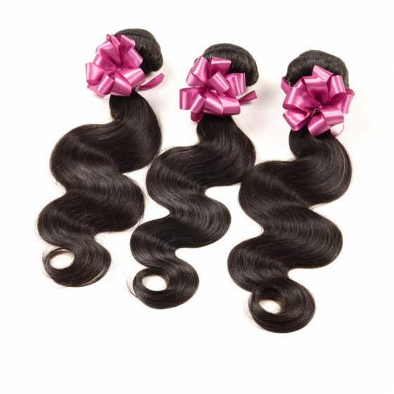 Unprocessed Malaysian Body Wave 3PCS Malaysian Virgin Hair Human Hair Weave Bundles Natural Hair Products Malaysian Remy Hair