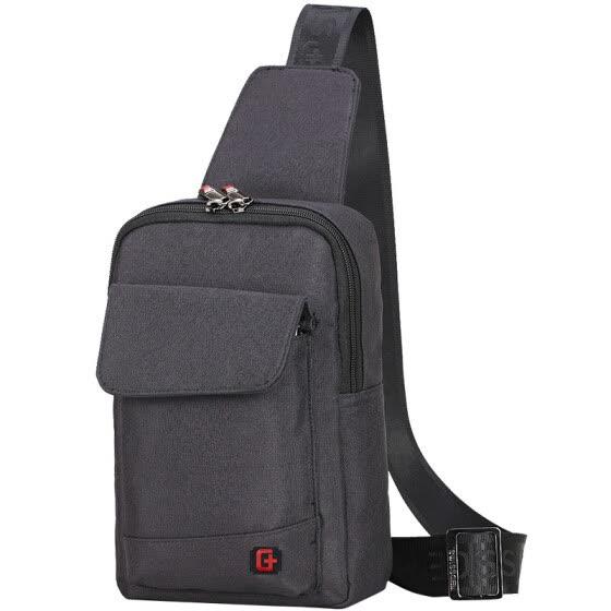 4f6cb422cc81 SWISSGEAR Мужские сумки через плечо, нейлон-JD