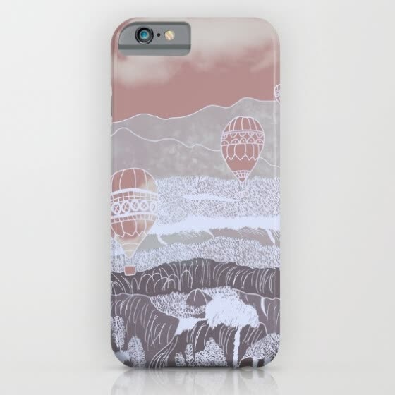 IPHONE 6S SLIM CASE Arte Nº draw hand