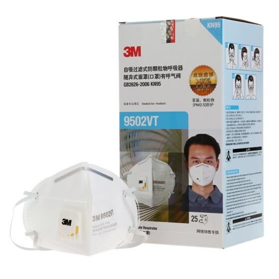 3m folding mask
