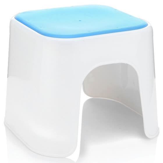 Shop Camellia Stool Thick Plastic Bathroom Cute Cartoon Fashion Small Bench Creative Change Shoe 0843 Online From Best Living Room Furniture On Jd Com Global Site Joybuy