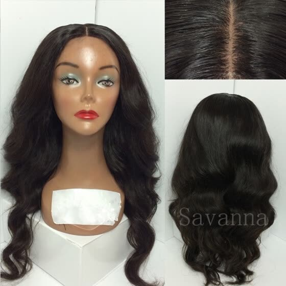 Shop 8A Glueless Full Lace Wig Brazilian
