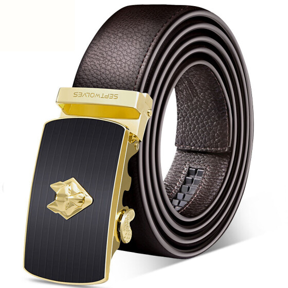 Men Without Head Belts Young Mans Leisure Belt