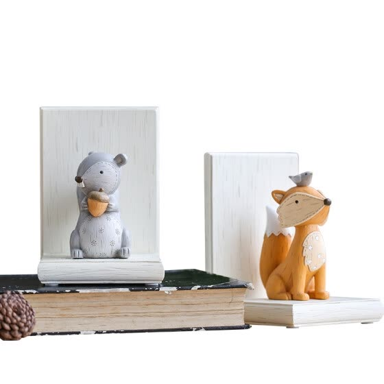 Jingdong Supermarket Yimi Home Creative Gift To Send Friends Birthday Fox Squirrel Animal