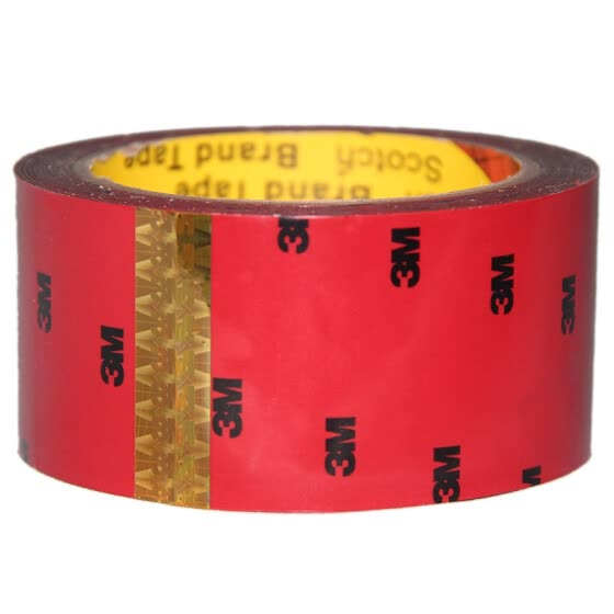 3M Tape Foam double-sided tape Automotive / Household General Adhesive Seamless Waterproof and durable High temperature 20 mm * 3 m 2 package Old and new packaging replacement