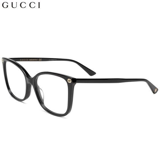 43e65698a58 GUCCI Gucci eyewear female models glasses frame full plate glasses classic  square full frame optical frame
