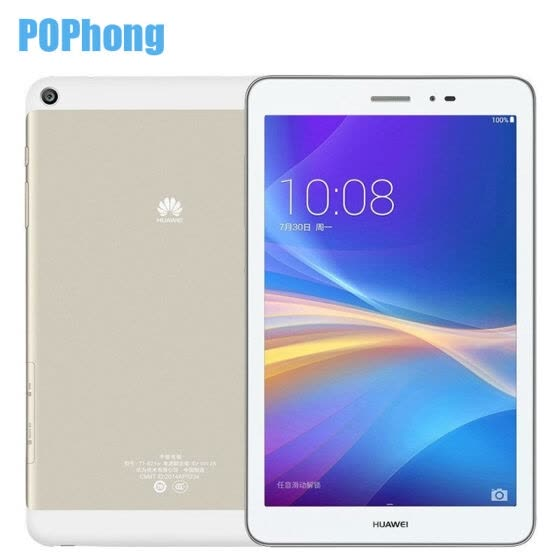"8.0"" Huawei Honor Tablet 4G LTE/WIFI Phone Call Android Tablet PC Snapdragon MSM8916 Quad Core 16GB ROM 2GB RAM 5.0MP Camera"