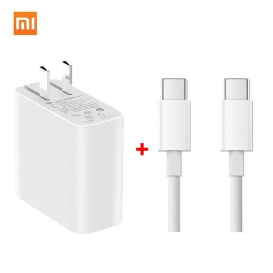 Xiaomi QC 3.0 Fast USB Charger and Type C Data Cable 45W Adapter Macbook Data Transfer For Huawei Letv Samsung Sony Meizu Nokia