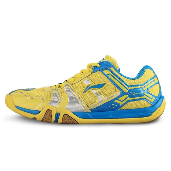 Li Ning LINING badminton shoes men's men's shoes stickers flying anti-skid wear-resistant hero TD professional sports shoes 40.5 yards