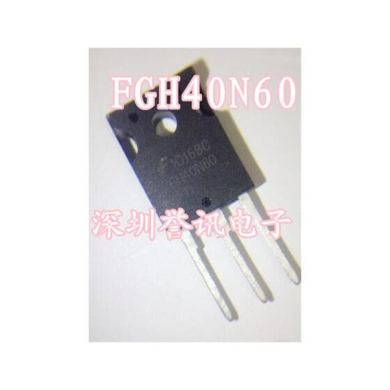 Free shipping 5pcs/lot FGH40N60SFD FGH40N60 40N60 variable tube IGBT welder new original