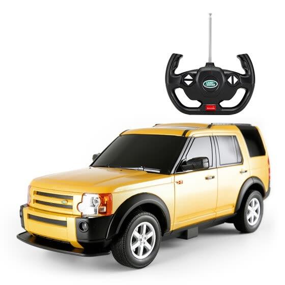 Shop Rastar Car 1 14 Land Rover Discovery 3 Simulation Remote