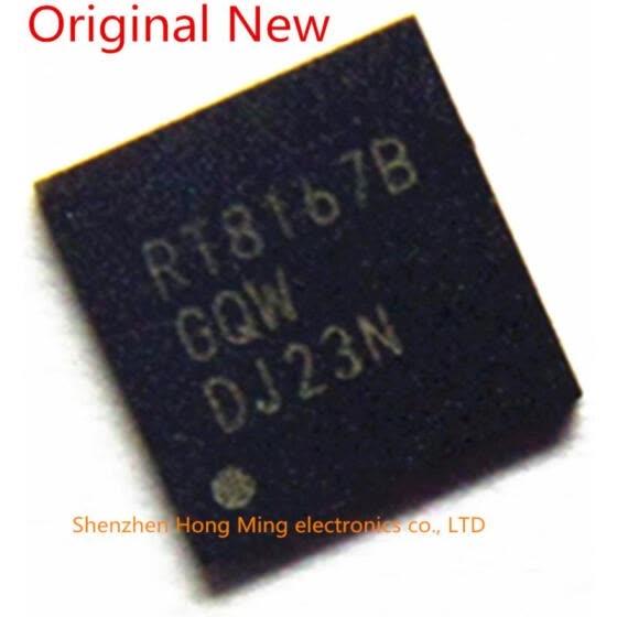 Shop (10piece)100% New RT8167BGQW RT8167B Dual Single-Phase PWM