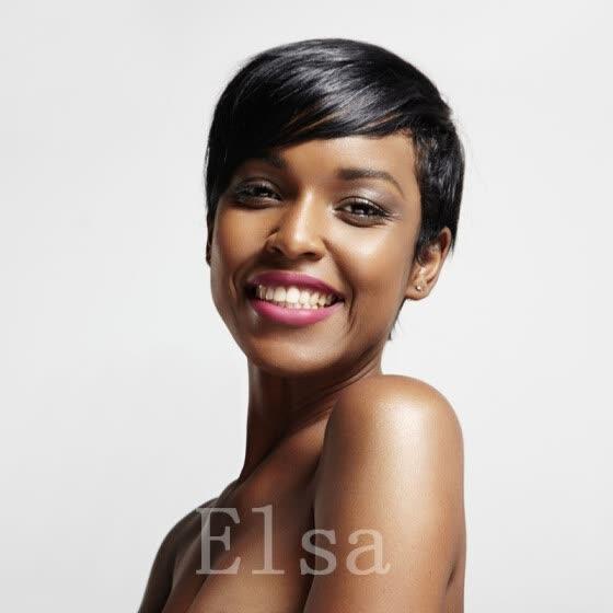 Shop Short Pixie Cut Wigs For Black Women Chic Black Human Short