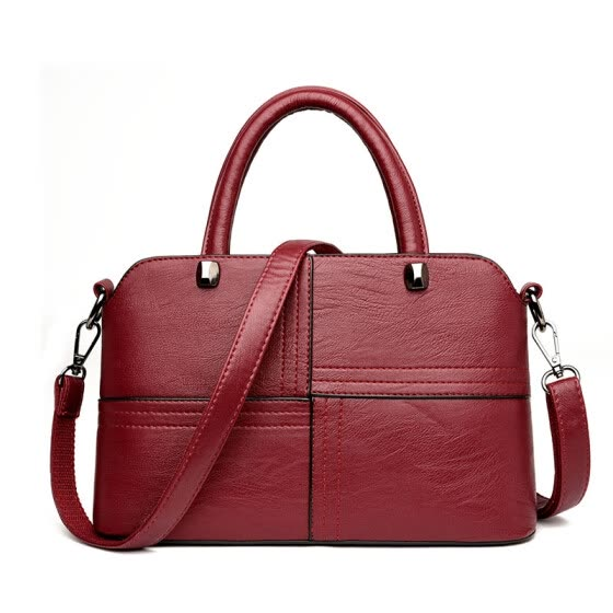 Fashion Patchwork Women Genuine Leather Handbags Designer High Quality  Sheepskin Crossbody Bag Ladies Luxury Brand Shoulder 5bd8cb856d