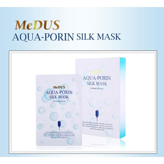 Medus silk mask Made in Korea Original