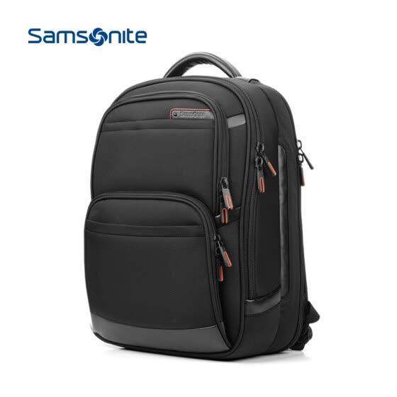 8ea5b85296e Samsonite WHARTON men and women shoulder bag multi-function business  backpack travel bag 15.6-