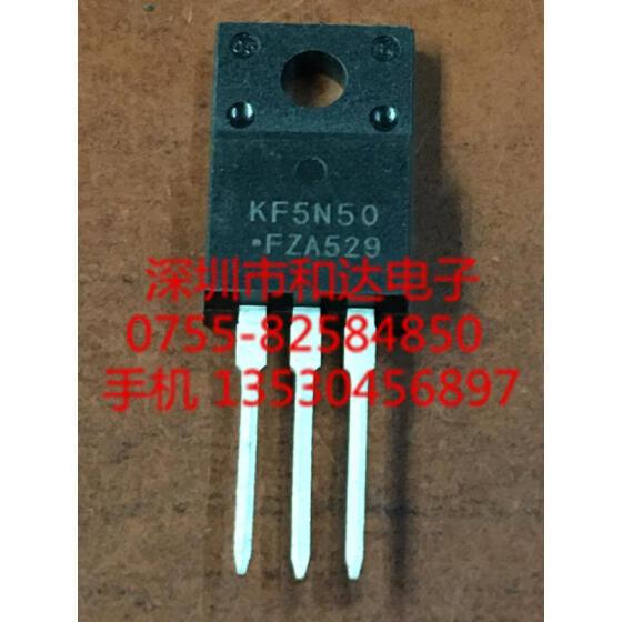 kf5n50fs Transistor TO-220F kf5n50