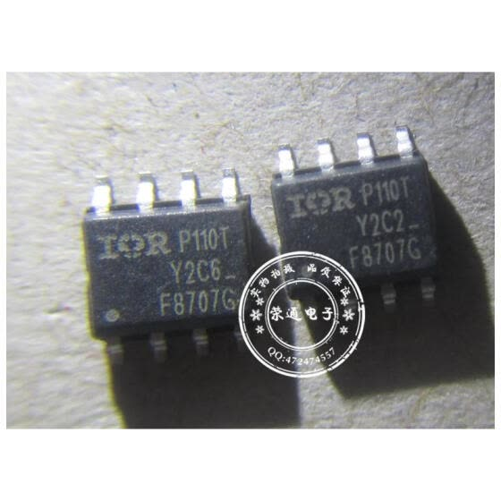 Free shipping 10pcs/lot IRF8707GTRPBF IRF8707G F8707G SOP8 offen use laptop p 100% new original