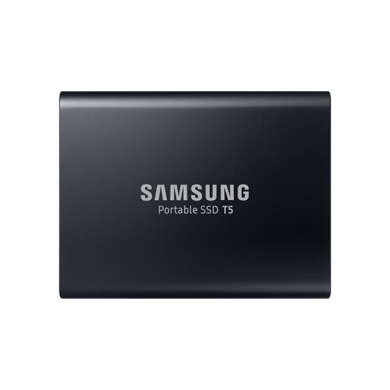 SAMSUNG 1TB Black Type-c USB3.1 Mobile solid-state disk(PSSD)Maximum transmission speed 540MB/s Safe portable