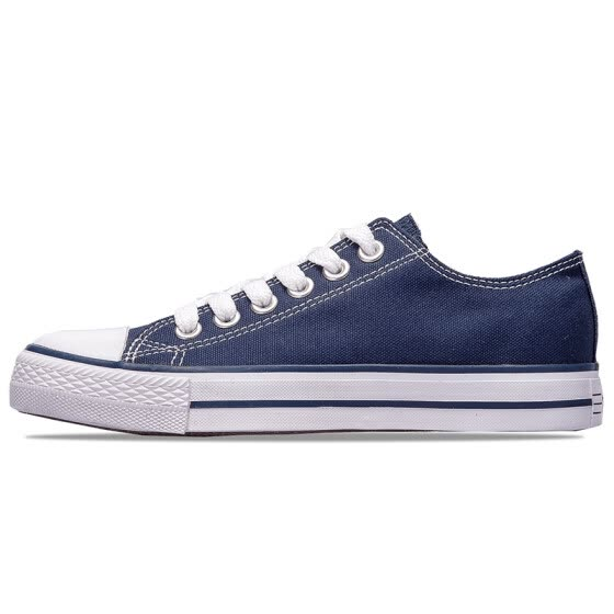 Zapatillas de lona unisex, transpirables, infromales DOUBLE STAR