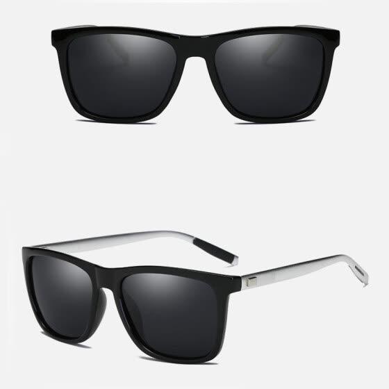 Ray-Ban Metal Frame Mirror Lens Sunglasses