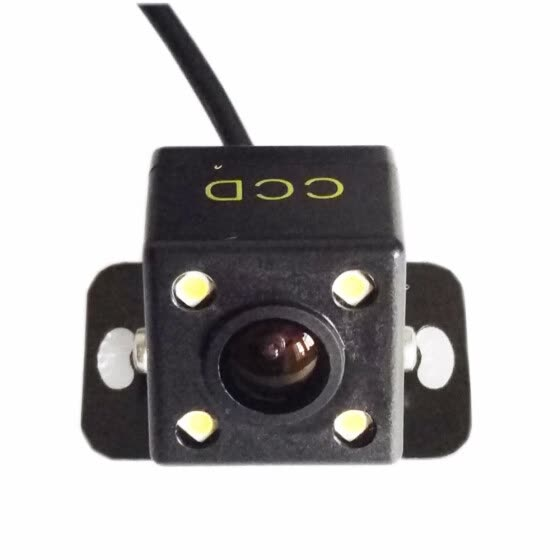 Brand new HD Universal car Rear view parking Camera for Reverse 4LED Night vision