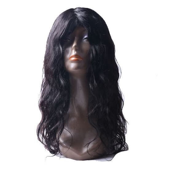 "Brazilian Body Wave Lace Front Human Hair Wigs 130% Density Human Hair Lace Front Wig 8-26"" Half Lace Human Hair Wigs For Women"