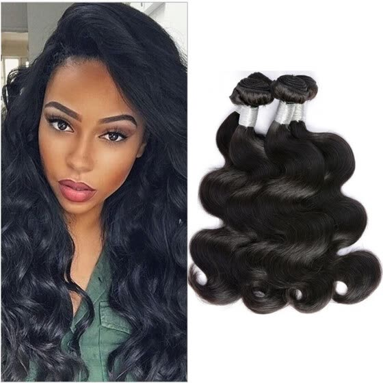 Clearance Sales Queen Hair Malaysian Virgin Hair Body Wave 4 Bundles 10A Unprocessed Body Wave Hair Human Hair Top Quality