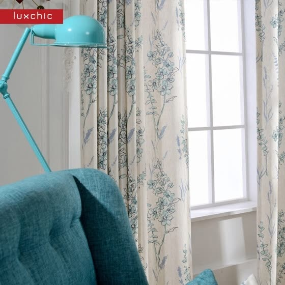 Shop Luxury Fancy Linen Curtains For The Bedroom Modern