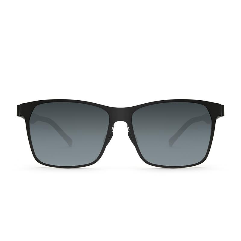 a0cf99bbf8d Shop Millet (MI) TS sunglasses traveler Mijia custom gray nylon lens steel  integrated forming screwless solderless structure Polarised Sunglasses  Online ...