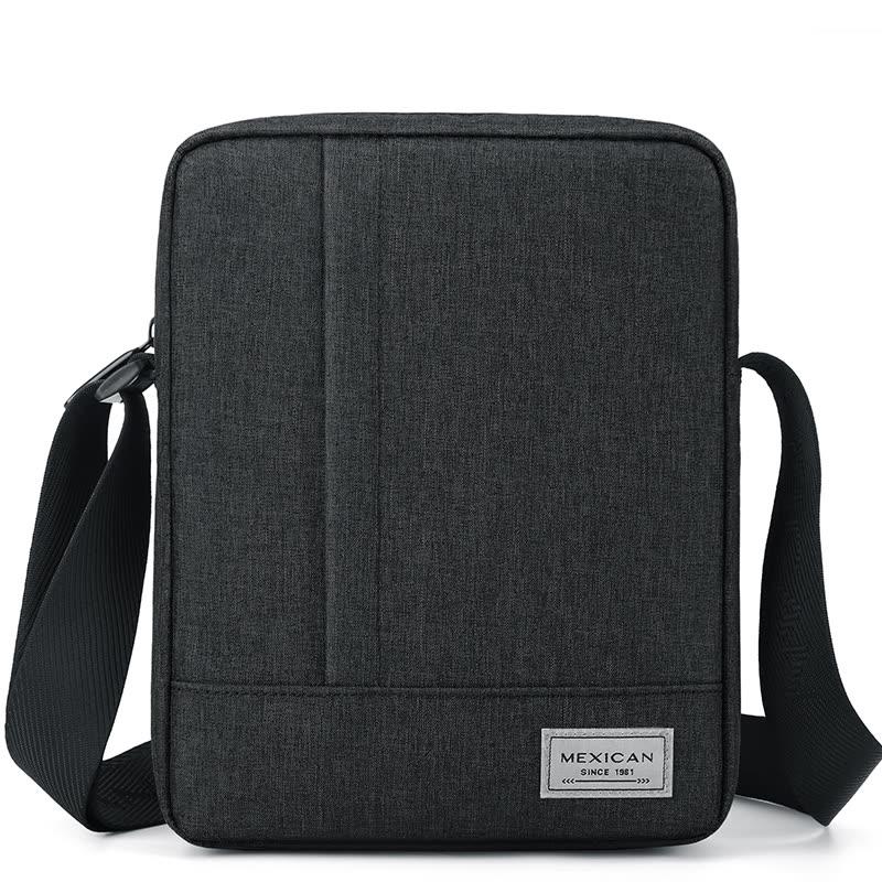 9dbf4918f7 1   6. Scarecrow (MEXICAN) Oxford cloth bag men shoulder bag large capacity  Shoulder Messenger vertical men s ...