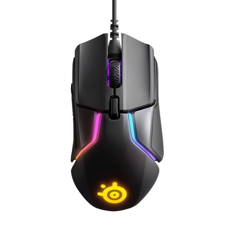 SteelSeries Rival 600 Jedi Survival chicken weapon magic color mouse black wired mouse