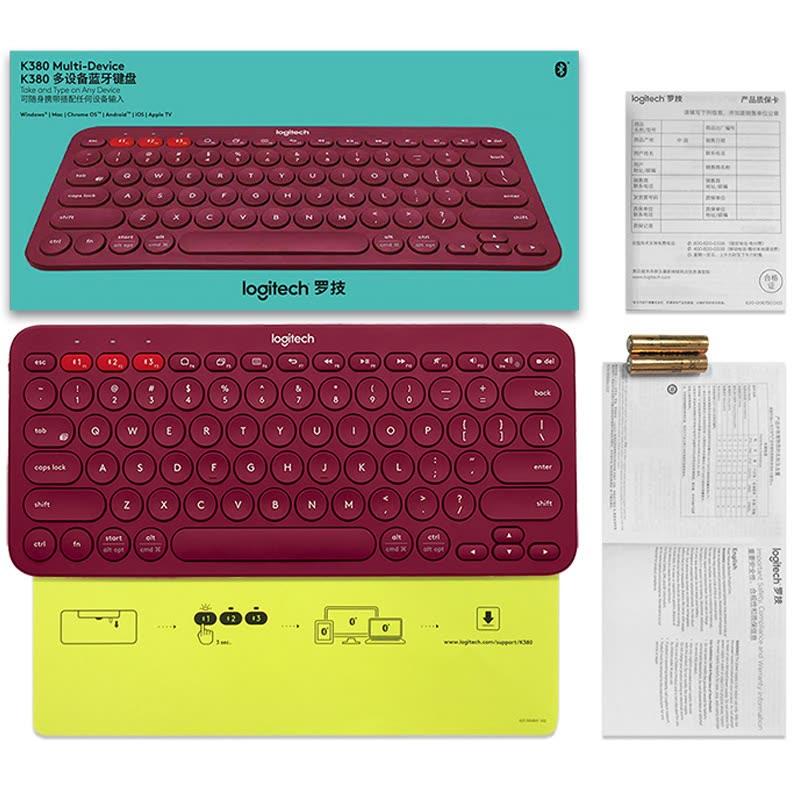 Shop Logitech K380 / K480 / K780 multi-device wireless keyboard
