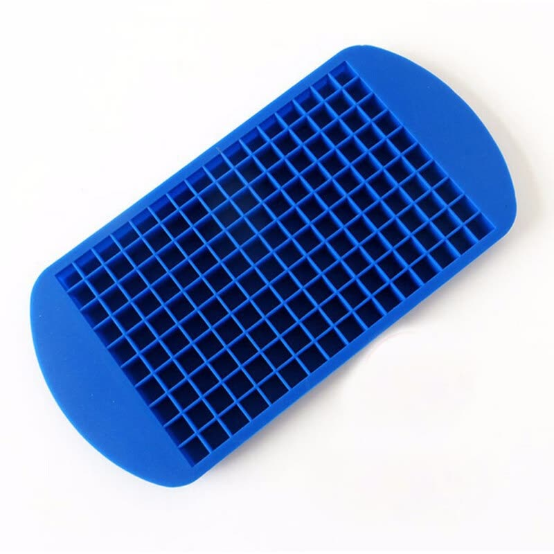 MyMei 160 Ice Cubes Frozen Cube Bar Pudding Silicone Tray Mould Tool DIY