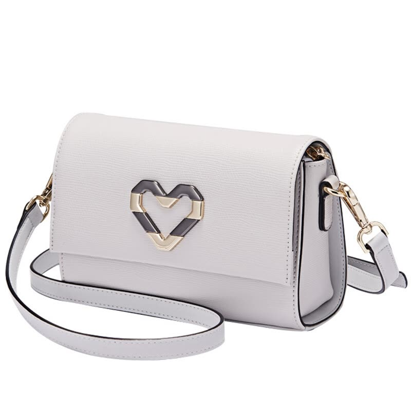 0ecb40efc856 Shop LAORENTOU handbags new Messenger bag fashion wild shoulder small  square package trend ladies bag 926J014L1H light gray Online from Best Shoulder  Bags ...