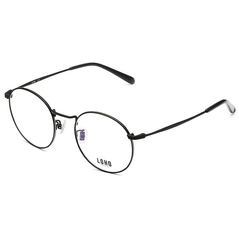 Shop LOHO glasses life myopia glasses frame female models large ...