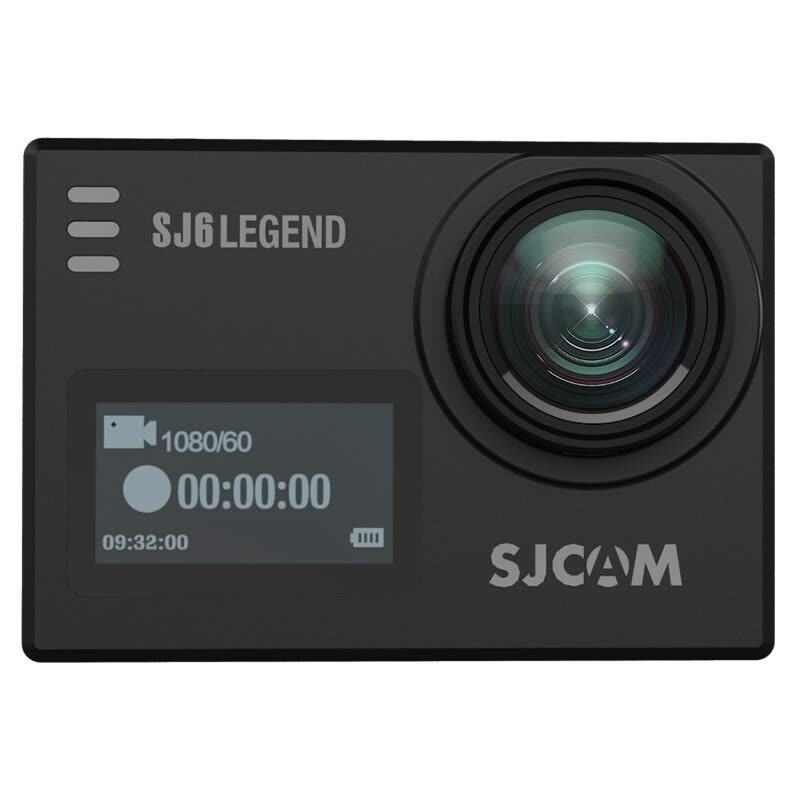 SJCAM SJ6 LEGEND sports camera 4K high-definition outdoor aerial photography diving riding anti-shake mountain dog intelligent camera
