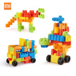 2018 Xiaomi Mitu Hape 80pcs Building Blocks Toys