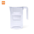 Xiaomi Mijia Filter Kettle Multiple Efficient Filtering AS Material Sodium Free Water Filter For Home LED Light Reminder