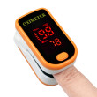 New!! Finger Pulse Oximeter With Case Fingertip Oximetro de pulso de dedo LED Pulse Oximeters Saturator Pulsioximetro