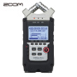 Japan ZOOM H4nPro black digital voice recorder / recorder microphone professional noise reduction shooting stereo portable recording equipment musical instrument learning business interview
