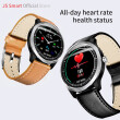 JS Smart smart bracelet blood pressure heart rate ECG reminder multi-function sports waterproof smart watch men and women watches