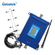 Lintratek High Gain 70db celular repeater 850 mhz Mobile Phone Signal booster CDMA 850MHz amplifier with 2G 3G 4G Antenna#1.0