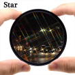 KnightX star 4 6 8 line Camera Lens Filter For canon eos sony nikon 49mm 52mm 55mm 58mm 62mm 67mm 72mm 77mm  2000d photography