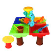 Children Summer Beach Play Water Digging Sandglass Play Sand Tool Toy