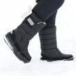 Plus size 36 - 47 Men Boots platform snow boots for men thick plush waterproof slip-resistant winter shoes for -40 degrees