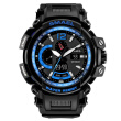 NEW Military Watch Waterproof 50M S Shock Resitant Sport Watches saat Digital Clock Men Military Army Big Men Watch Sport