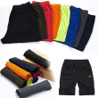 Field Base M-5XL fitness polyester shorts casual 100D elastic waist short pants